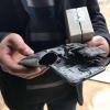 Взорвавшийся Samsung Galaxy Note 4 изуродовал пятилетнего ребенка