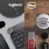 Гарнитуры и веб-камеры Logitech получат более качественные микрофоны