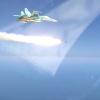 Су-34 запустил «Криптон» по кораблю противника