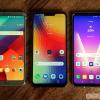 В смартфоне LG V40 ThinQ тоже появится вырез в экране