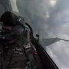 Высший пилотаж из кабины F-16: панорамное видео