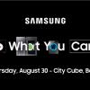 Samsung уже интригует анонсом, который состоится после презентации Galaxy Note9: «Делай то, чего не можешь»