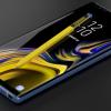 Смартфон Samsung Galaxy Note9 уже завезли в Россию, цена достигнет 89 990 руб.