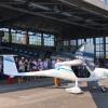 В Финляндии испытали электрический самолет