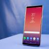 Флагманский смартфон Samsung Galaxy Note9 в тестах уступает iPhone X и OnePlus 6