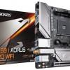 Gigabyte выпускает компактную материнскую плату B450i Aorus Pro WiFi