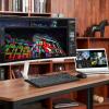 Samsung выпускает первый в мире изогнутый монитор QLED с интерфейсом Thunderbolt 3