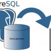 Функции для документирования баз данных PostgreSQL. Окончание