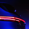 Mercedes-Benz показал свой первый электромобиль в новых тизерах