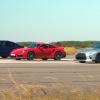 Litchfield Nissan GT-R, BMW M5 и Porsche 911 Turbo S сравнили в дрэг-гонке