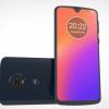 Появились первые изображения и видеоролик смартфона Moto G7