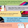 Новые iPad Pro перейдут с Lightning на USB Type-C