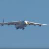 Как приземляется самый большой самолет в мире: видео