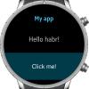 Пишем первое приложение для Samsung Smart Watch и OS Tizen