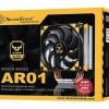 SilverStone AR01-V3 TUF Gaming: универсальный CPU-кулер высотой 159 мм