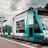В Германии испытали первый беспилотный трамвай