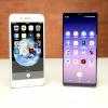 iPhone XS Max против Galaxy Note9: тест на скорость