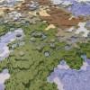 Карты из шестиугольников в Unity: части 1-3