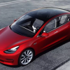 Произведено и продано рекордное количество электромобилей Tesla Model 3