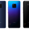 Стандартный смартфон Huawei Mate 20 окажется больше, чем премиальная модель Mate 20 Pro