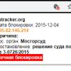 RKN Alert — база Роскомнадзора у вас в браузере