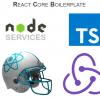 Боилерплейт ASP.NET Core 2 с React, Redux и плюшками