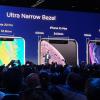 Экран Huawei Mate 20 Pro имеет значительно меньшие рамки и вырез в экране, чем дисплеи iPhone XS Max и iPhone XR
