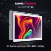 Первый китайский планшет с Super AMOLED-дисплеем Samsung стал героем ролика