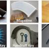 По структуре материала напечатанного предмета можно определить модель 3D-принтера и конкретное устройство