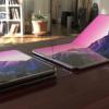 Samsung выпустит первый в мире ноутбук со сгибающимся экраном