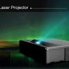 Xiaomi выпустила лазерный проектор с ресурсом 25 000 часов