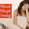 Как правильно и неправильно спать