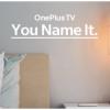 Первый телевизор OnePlus изначально появится не в Китае