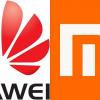Xiaomi и Huawei продают все больше смартфонов, а мировой рынок уменьшается