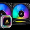 Системы жидкостного охлаждения Corsair Hydro Series H100i и H115i RGB Platinum предназначены для охлаждения процессоров