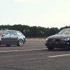 Audi S3 и Audi B7 RS4 сравнили в дрэг-гонке