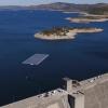 Плавучие солнечные панели — отличный симбионт для ГЭС