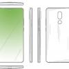 Huawei может спрятать фронтальную камеру и датчики Huawei P30 в вырезе для динамика