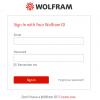 TelegramBot в облаке Wolfram