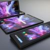 Опубликованы новые изображения сгибающегося смартфона Samsung Galaxy F