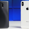 OnePlus 6T против Apple iPhone XS Max: кто быстрее?