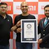 Xiaomi установила новый рекорд Гиннесса