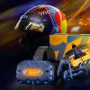 Комплект HTC Vive Pro McLaren Edition предназначен для фанатов «Формулы-1»