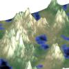 Создание карт из функций шума