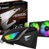 Aorus GeForce RTX 2080 Ti Xtreme WaterForce: мощная видеокарта с подсветкой RGB Fusion