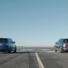 Range Rover SVR, Audi SQ7 и Mercedes-AMG G63 сравнили в дрэг-гонке
