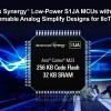Наличие программируемых аналоговых блоков упрощает использование микроконтроллеров Renesas Synergy S1JA с пониженным энергопотреблением в приборах IoT
