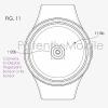 Следующие умные часы Samsung могут получить подэкранный сканер отпечатков пальцев