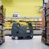 Walmart начинает использовать роботов-уборщиков