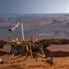 Как звучит Марс: запись InSight